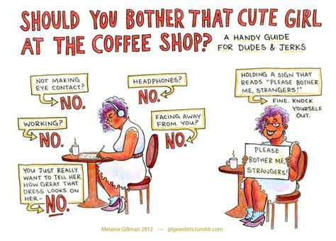 The Feminist Guide To Non-creepy Flirting