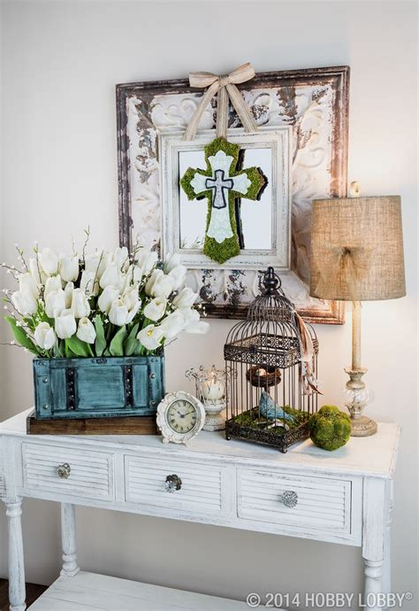 create  warm  inviting entryway   guests