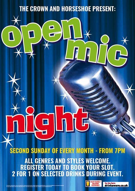 foto de Open Mic Night Promote Your Pub