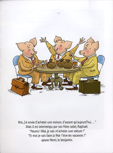 bd cuisine igor et les trois petits cochons relié geoffroy de