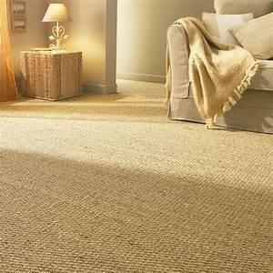 quel type de revetement de sol naturel pour ma maison With tapis jonc de mer avec canapé pour petite surface