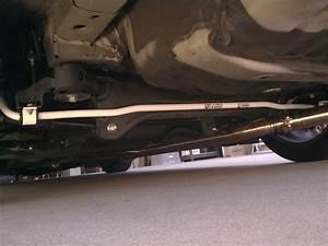 Ultra Racing 19mm Rear Anti  Rear Sway Bar    Rear Stabilizer Bar  2008