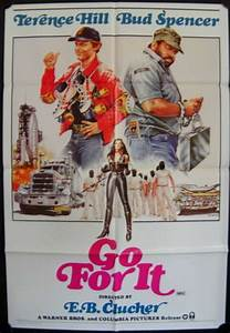 All About Movies - Go For It Poster One Sheet Bud Spencer ...