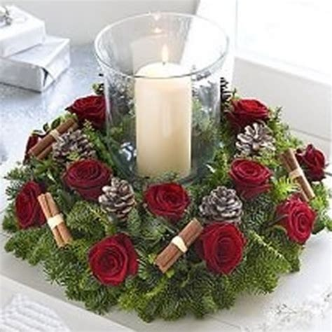 christmas table centres home design