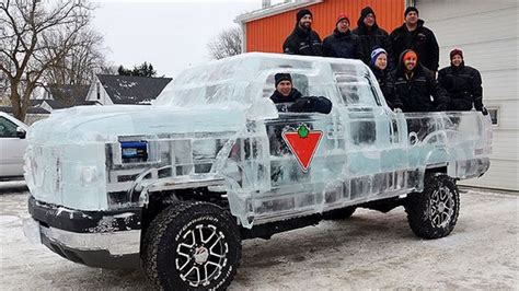 first jeep ever made first ever self propelled truck made of ice diply