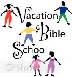 VBS Vacation Bible School Clip Art