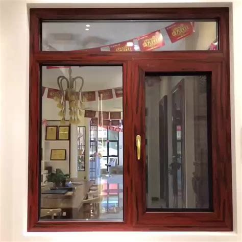 seaside villa large picture glass aluminum casement windows  nigeria buy casement windows