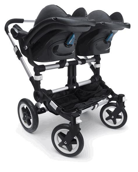 bugaboo donkey maxi cosi twin car seat adapter  stock