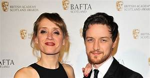 James McAvoy and Anne-Marie Duff getting divorced after ...