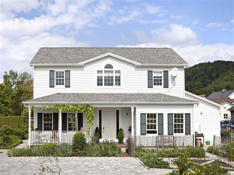 Haus Bauen Amerikanischer Stil Emphitcom