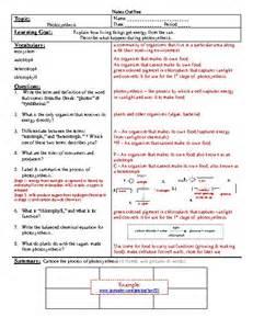 9th Grade Cornell Notes