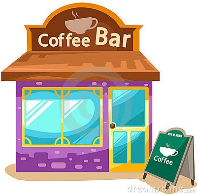 Bar Clipart Coffee Bar Clipart
