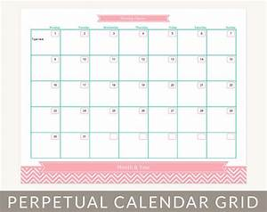 7 best images of month at a glance printable blank month With month at a glance blank calendar template
