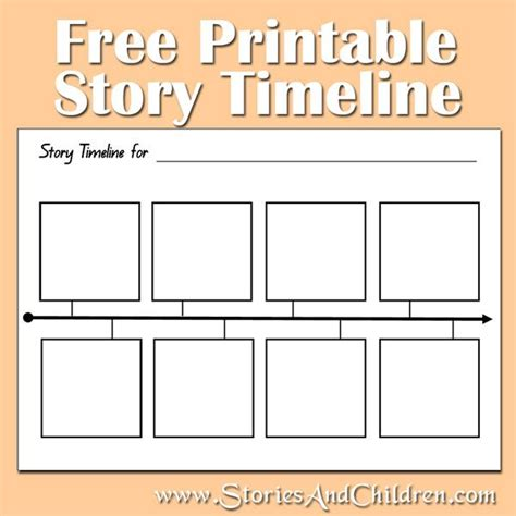 timeline template for story story timeline love this idea kids draw about each