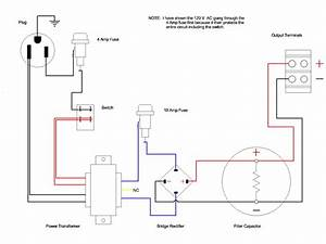 Reprap Wiring Diagram