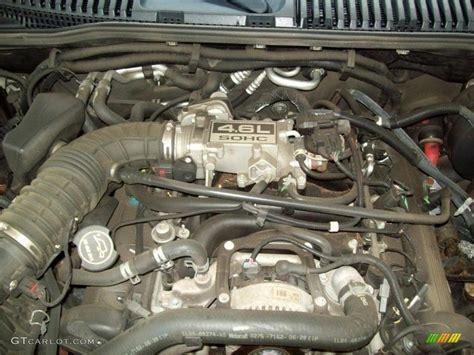 4 6 Liter Sohc Engine Diagram by 2005 Ford Explorer Eddie Bauer 4x4 4 6 Liter Sohc 16 Valve