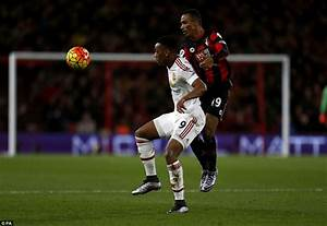 Bournemouth 2-1 Manchester United: Josh King nets second ...