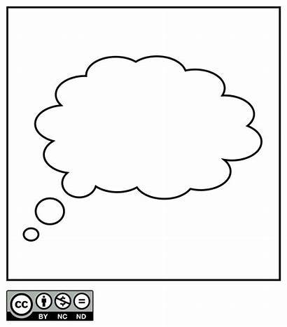 Bubble Thought Clipart Rob Clip Creative Cliparts