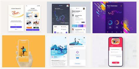 Tips For Design Home App by Cool Mobile Ui Inspiration Muzli Design Inspiration