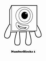 Numberblocks Coloring Printable Colouring Sheet Train Colour Engine Toys Version Coloringonly sketch template
