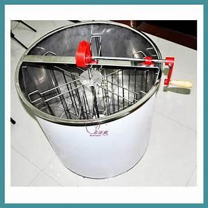 6 Frame Manual Honey Extractor  Radial  On Aliexpress Com