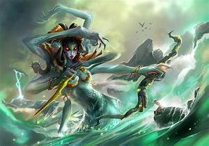[DPS] Sea Witch – Tidehunter | We want 4 specs!