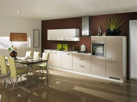 peinture blanche pour cuisine cuisine beige brillant mobler home