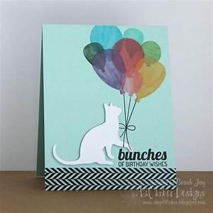 Modelos de tarjetas de cumpleaños con gatos inolvidables ...