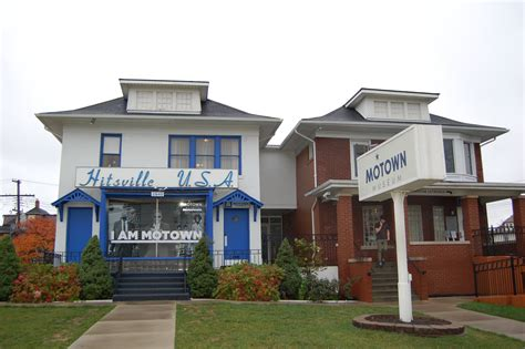 Family Friendly Detroit Home by Michigan Roadside Attractions Motown Museum Quot Hitsville