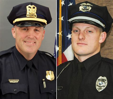 Killings Of 2 Iowa Police Officers Were 'calculated Murder