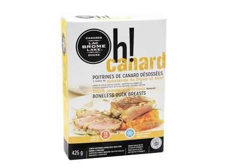 cuisiner tournedos poitrine de canard désossée et assaisonnée de moutarde de