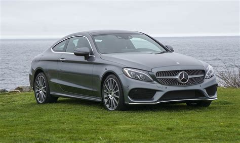 2017 Mercedesbenz Cclass Coupe First Drive Review