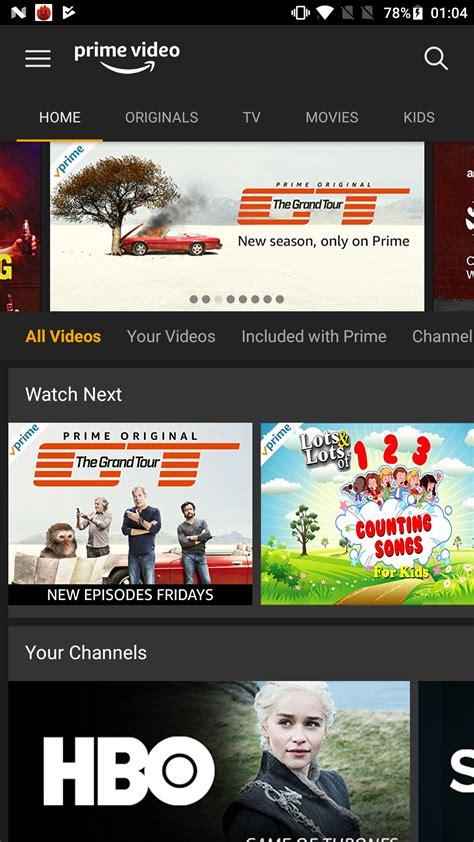 Amazon.com: Amazon Prime Video: Appstore for Android