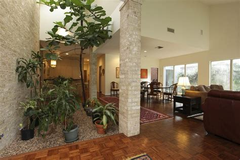 single family home  indoor atrium google search home  family house styles home