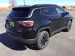 New 2020 Jeep Compass Trailhawk Sport Utility In Boise