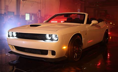 When Will Dodge Stop The Challenger by Update Challenger Hellcat Convertible Costs The
