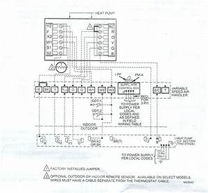 Correct Tstat Wiring For Xl14  Defrost Cycle Trouble