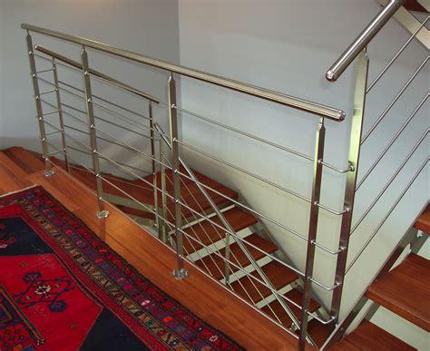 corrimano acciaio inox scale su misura per interni elicoidali a chiocciola a