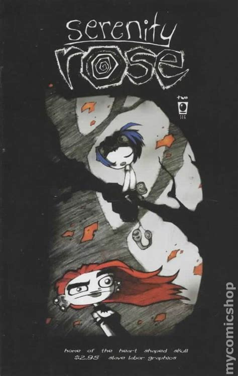 serenity rose  comic books