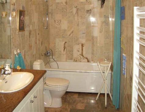brown bathroom tile ideas feel  home