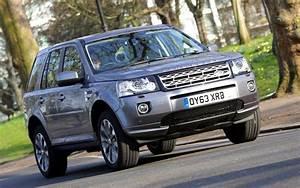 Land Rover Freelander Review