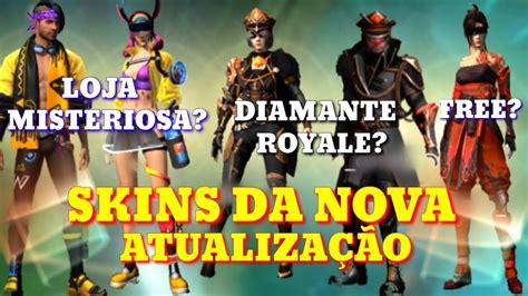 Make quizzes, send them viral. VAZOU! SKINS DA NOVA ATUALIZAÇÃO FREE FIRE - Free Fire Mania