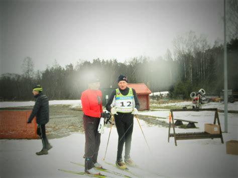 Priekuļos sacenšas slēpotāji
