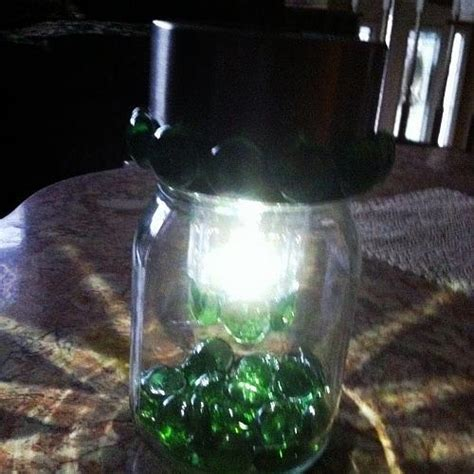 another solar light in a jar hometalk
