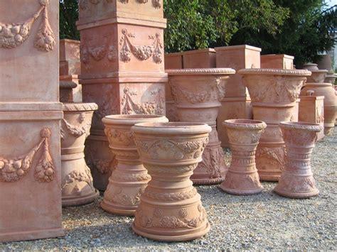 vasi grandi in terracotta vasi di coccio vasi usare i vasi di coccio