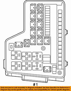 Dodge Ram 3500 Fuse Box Diagram