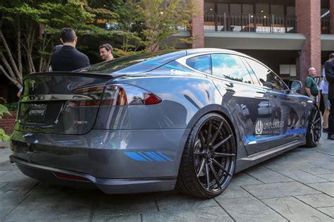 Unplugged Performance Debuts Tesla Model S Body Kit
