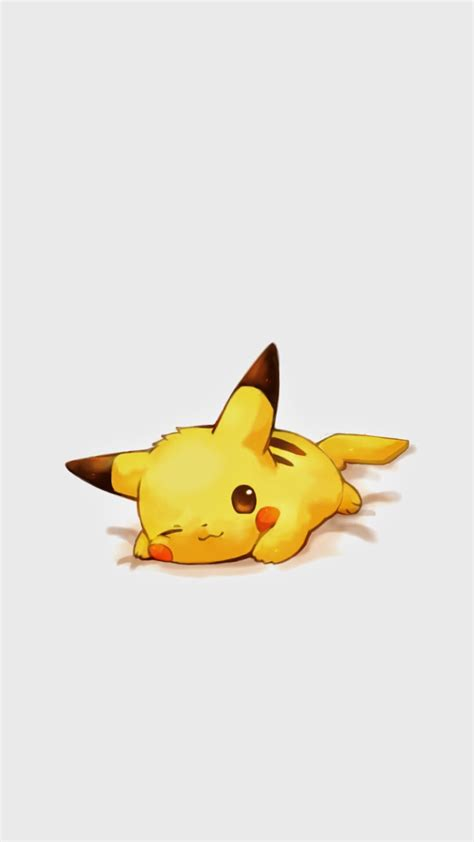 Anime Pikachu Wallpaper - tap image for more pikachu wallpaper pikachu