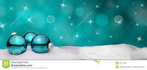 background ornament turquoise snow stock photo image 46770450