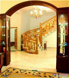 Real, House, In, Kerala, With, Interior, Photos, -, Kerala, Home, Design, And, Floor, Plans
